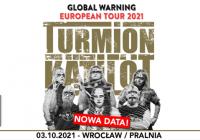 Turmion Kätilöt w Polsce: Nowy termin koncertu