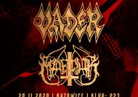 Vader i Marduk w Katowicach