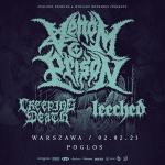Venom Prison - Warszawa, koncert