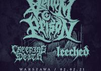 Venom Prison w Warszawie