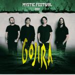 Gojira Mystic Festival 2021