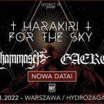 Harakiri For The Sky, Schammasch, Gaerea nowa data