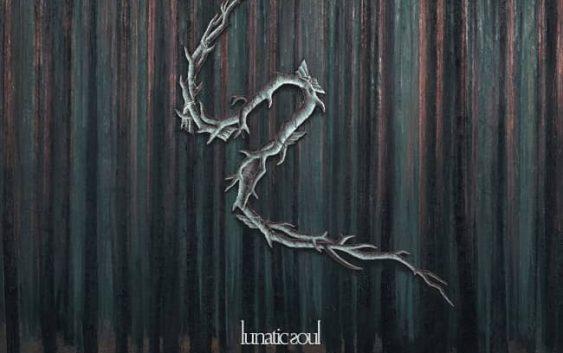 Lunatic Soul - Through Shaded Woodz cover