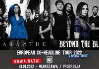 Amaranthe i Beyond The Black w Polsce: Koncert ponownie przesunięty