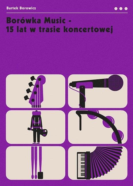 Borówka Music - 15 lat w trasie koncertowej - okładka