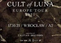 Cult Of Luna, Caspian i Holy Faun w Polsce