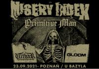 Misery Index wystąpi w Poznaniu