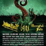 Mystic Festival 2021 plakat kompletny