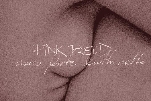 Pink Freud - piano forte brutto netto okładka