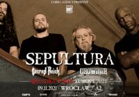 Sepultura, Crowbar, Sacred Reich we Wrocławiu