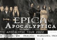 Apocalyptica, Epica, Wheel w Warszawie