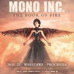 MONO INC Koncert Warszawa
