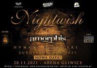 Nowy termin koncertu Nightwish w Polsce