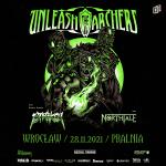 Unleash the Archers - Wrocław - Koncert