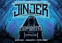 Jinjer, Humanity's Last Breath, Hypno5e w Krakowie