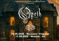 Opeth, The Vintage Caravan we Wrocławiu