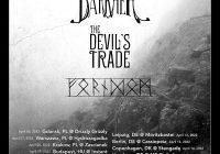 Koncerty Darkher, Forndom i The Devil's Trade przełożone na 2022 rok