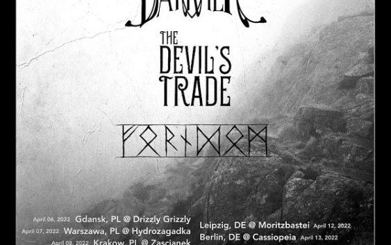 Darkher koncerty przeniesione