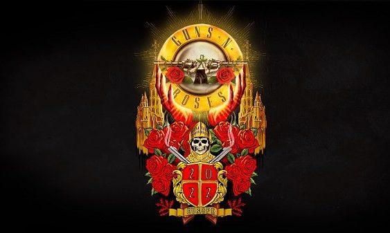 Guns'n'Roses Koncert Warszawa 2022