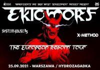 EKTOMORF, SystemHouse33, X-Method w Warszawie