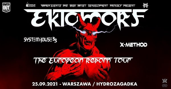 Koncert Ektomorf