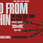 Bleed From Within, Ingested, Kill The Lights - koncert warszawa