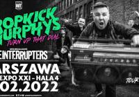 Dropkick Murphys wystąpi w Polsce