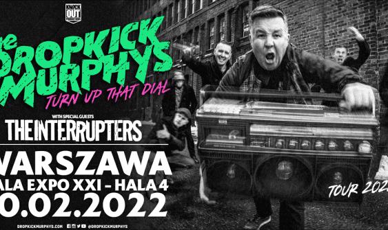 Dropkick Murphys warszawa