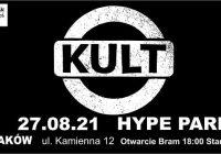 Koncert zespołu KULT w Krakowie