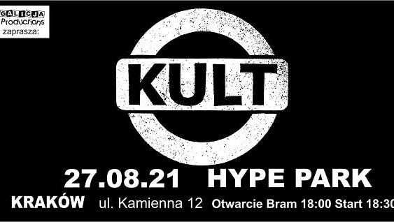 Kult Kraków koncert