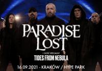 Paradise Lost wystąpi we wrześniu w Krakowie