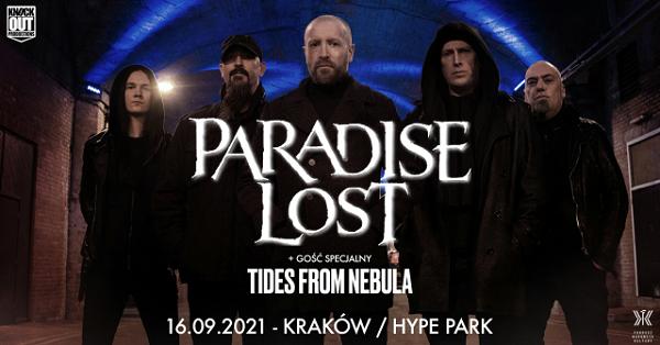 Paradise koncert Kraków