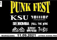 PUNK FEST WARSZAWA 2021!