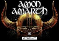 Amon Amarth w Polsce: Koncert odwołany