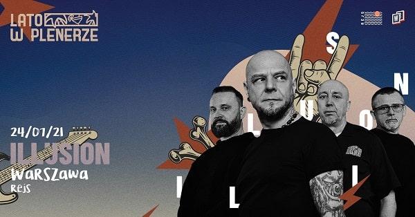 Illusion koncert Warszawa