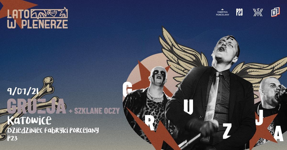 Koncert Gruzja, Szklane Oczy - Katowice