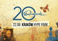 RIVERSIDE, Collage, Antimatter w Krakowie