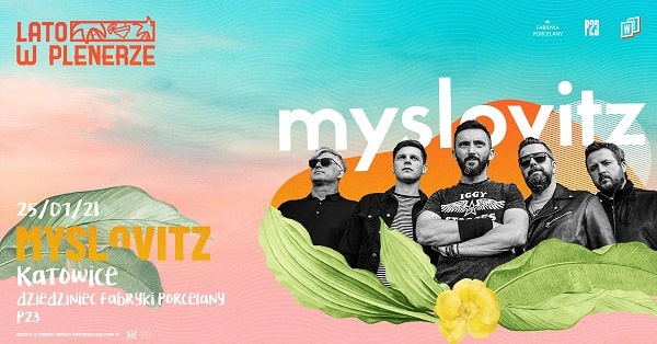 Myslovitz koncert Katowice