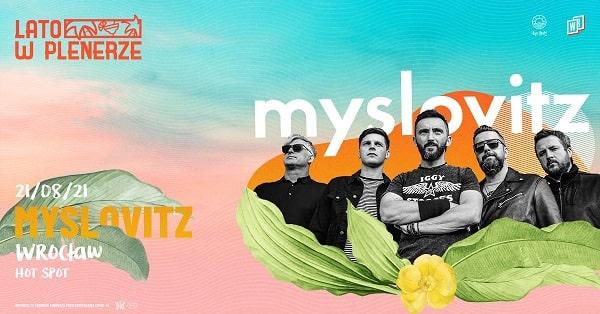 Myslovitz koncert Wrocław