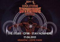 Road To Soulstone Gathering: Czerwcowy występ The Stubs przeniesiony