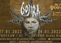 Gojira już w styczniu na dwóch koncertach w Polsce