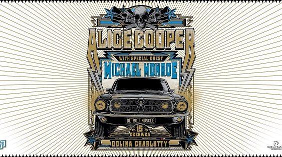 Alice Cooper koncert Dolina Charlotty