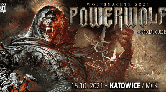 Powerwolf Katowice