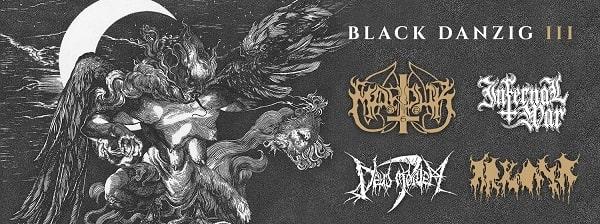 Black Danzig III koncerty