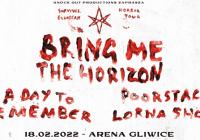 Bring Me The Horizon wystąpi w Polsce