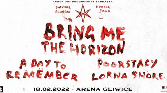 Bring me the horizon koncert