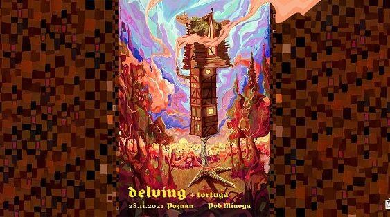 Delving, Tortuga koncert poznań