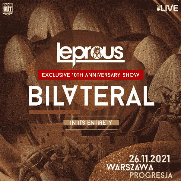 Leprous - Bilateral koncert