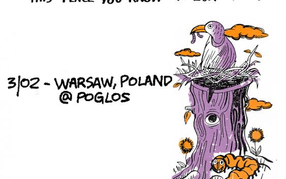 ONE STEP CLOSER - WARSZAWA